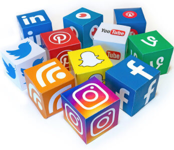 Social Media Campaign icons - BizzWithMe