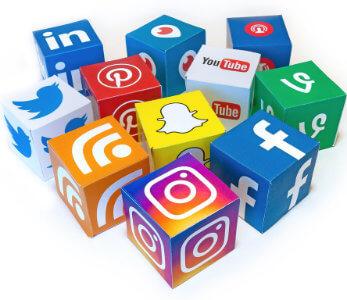 Ikone društvenih mreža - BizzWithMe